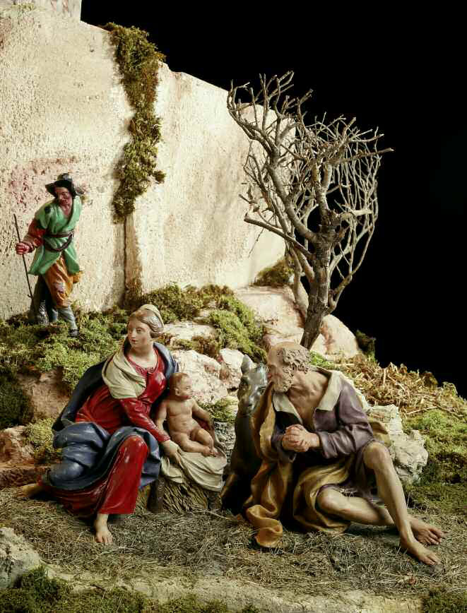 Nativities from Across Italy -